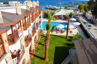 LAST MINUTE Почивка в Бодрум - Хотел Ayaz Aqua